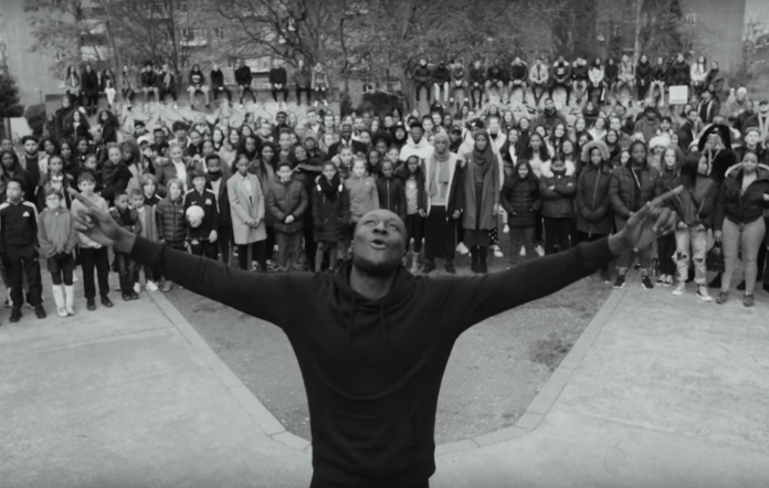 Stormzy's 'Blinded By Your Grace Pt 2' video