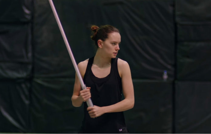 Daisy Ridley training to play Rey in Star Wars; The Last Jedi