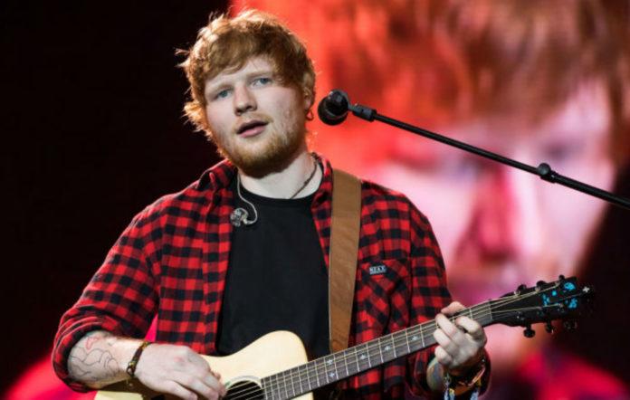 Ed Sheeran Glastonbury return