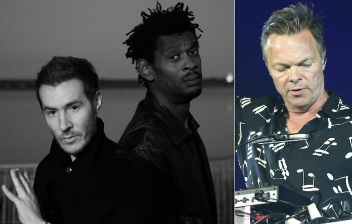 Massive Attack with Pete Tong