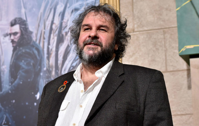Peter jackson harvey weinstein