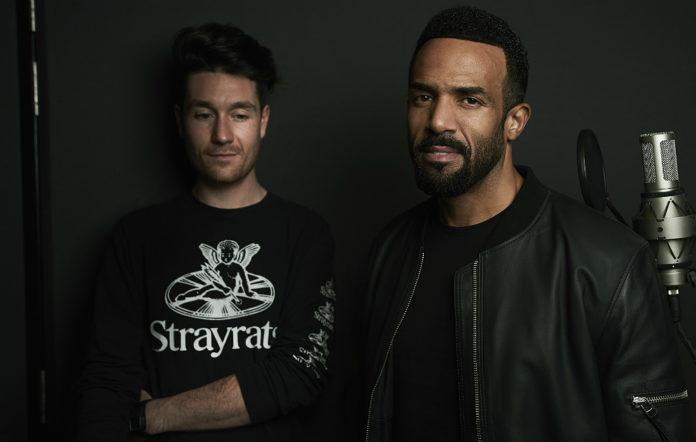 Bastille's Dan Smith and Craig David