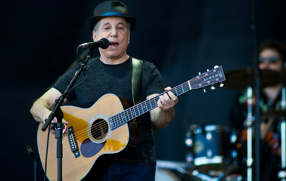 Paul Simon is bringing 'The Farewell Performance' to London
