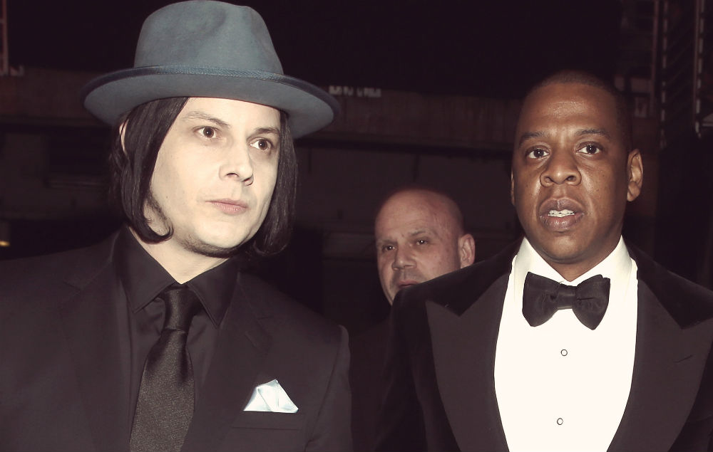 Jack White / Jay-Z
