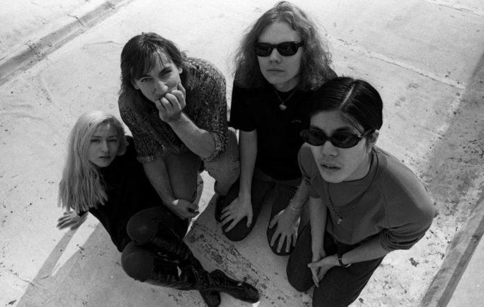 Smashing Pumpkins original line-up