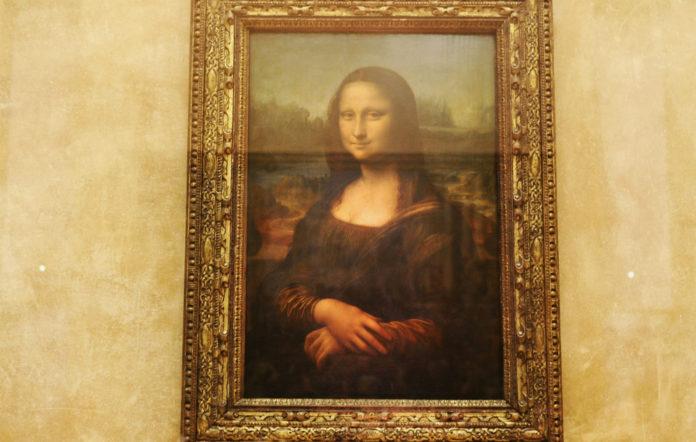 Leonardo da Vinci's 'The Mona Lisa'