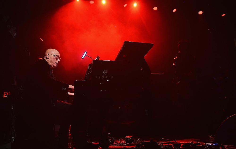 Former David Bowie pianist Mike Garson