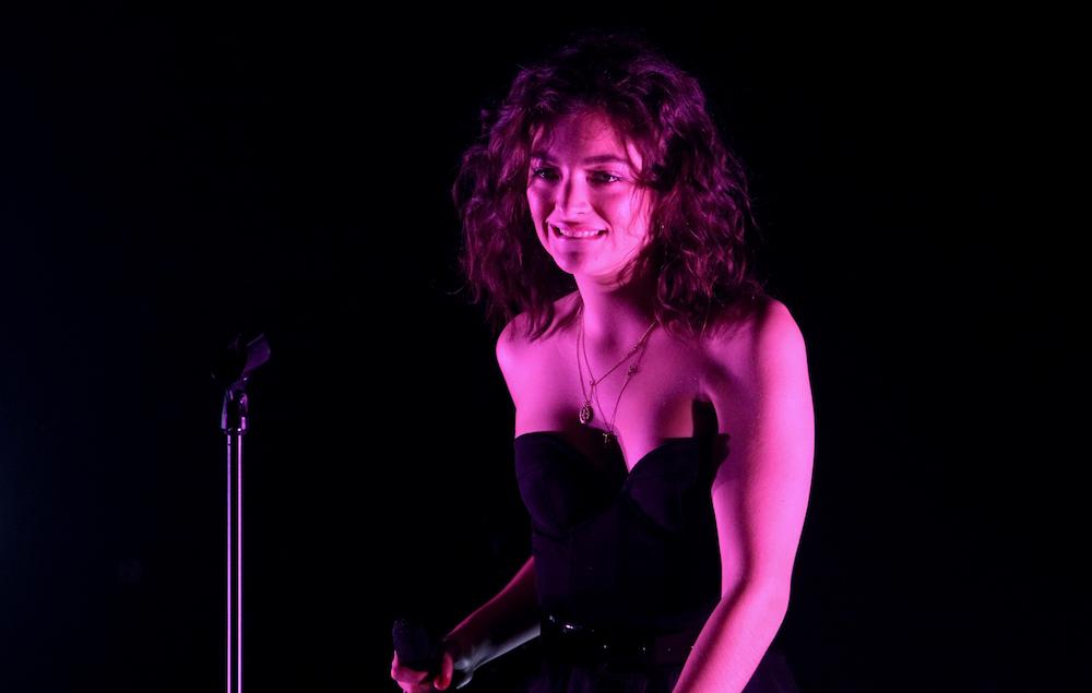 Lorde #MeToo