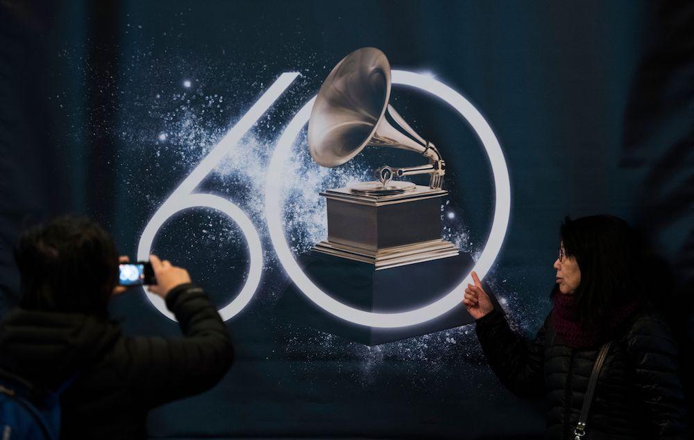 2018 Grammy winners