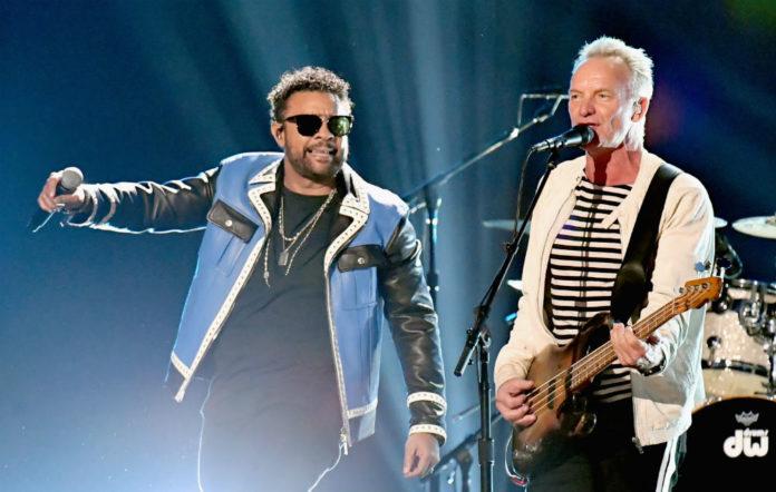 Shaggy + Sting