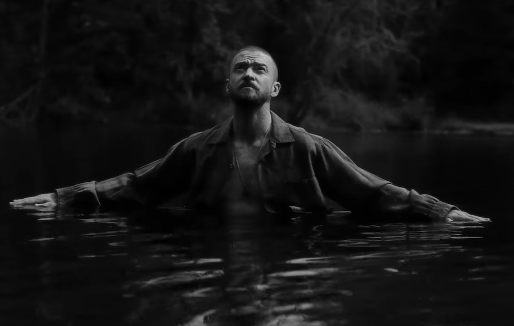 Justin Timberlake's album trailer for 'Man of the Woods'