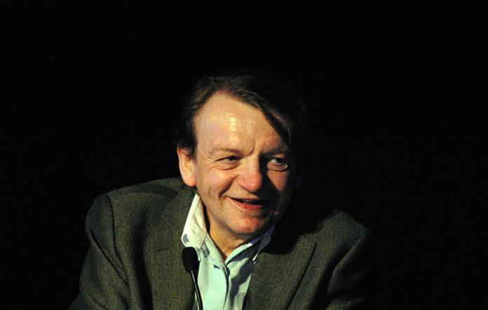 Mark E. Smith Guardian Hay Festival 2008