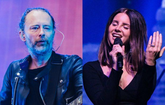 Radiohead and Lana Del Rey