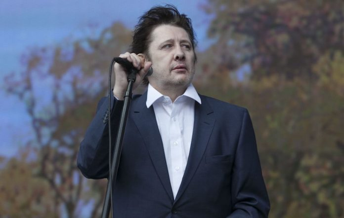 The Pogues' Shane MacGowan