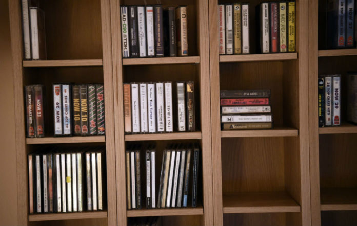 cassette tape sales rose 2017