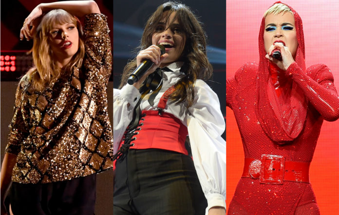 Camila Cabello matches impressive record held by Taylor Swift and Katy Perry