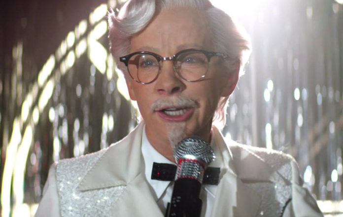 KFC presents Reba McEntire as Colonel Sanders
