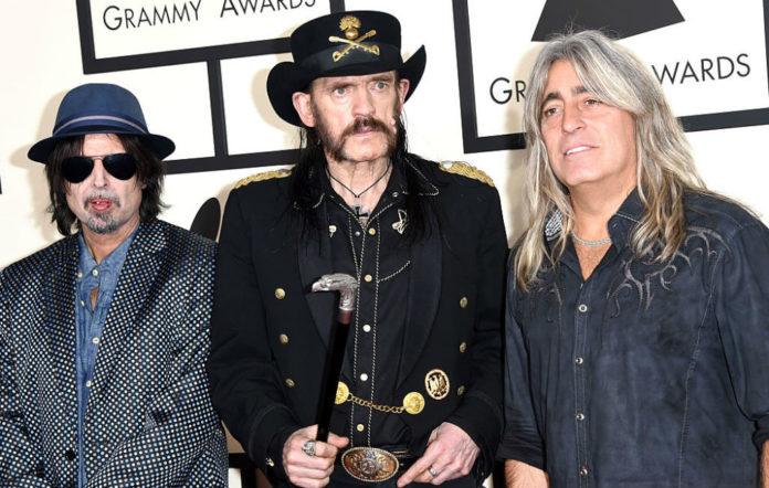 Motorhead members Lemmy tribute shows