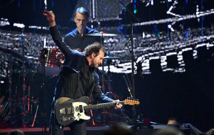 Pearl Jam stadium tour