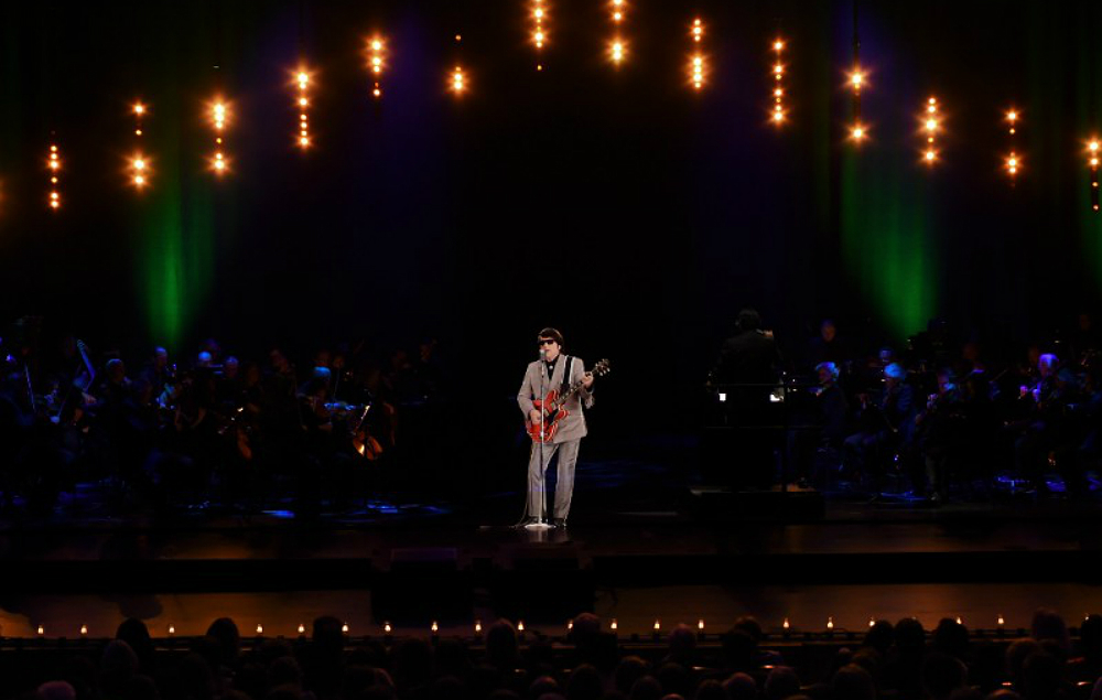 BASE Hologram private concert performance with Roy Orbison at Lincoln Center Frederick P. Rose Hall