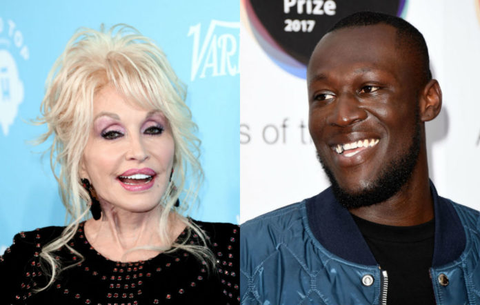 Stormzy Dolly Parton review