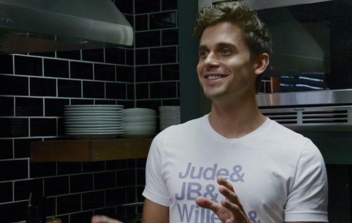 Queer Eye's food expert Antoni