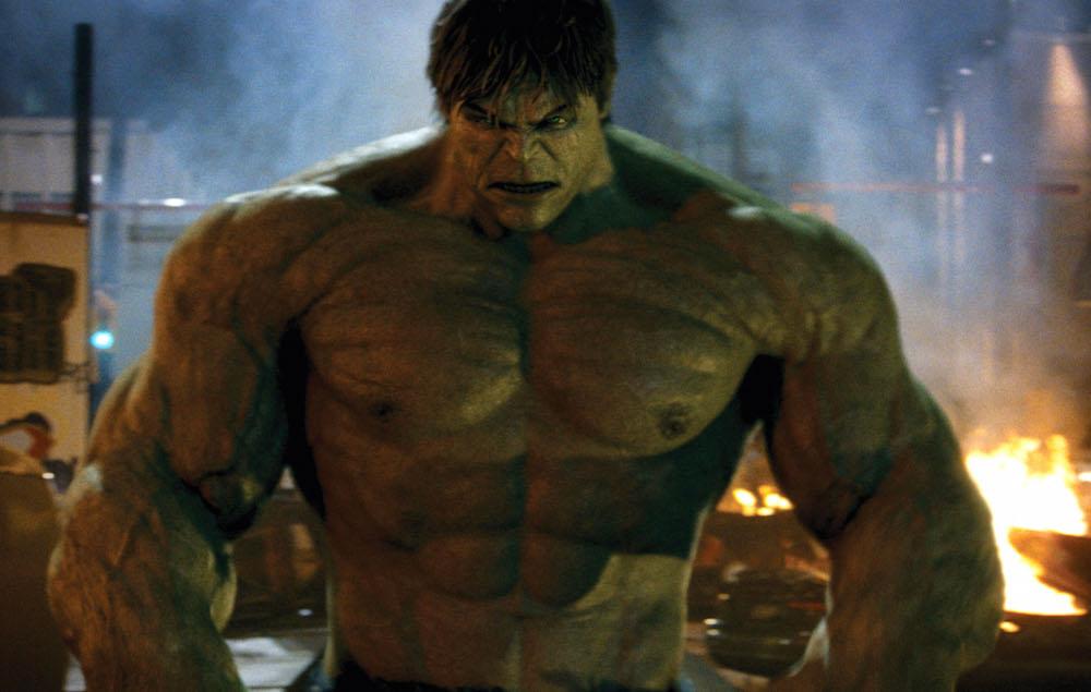 The Incredible Hulk (2008) film
