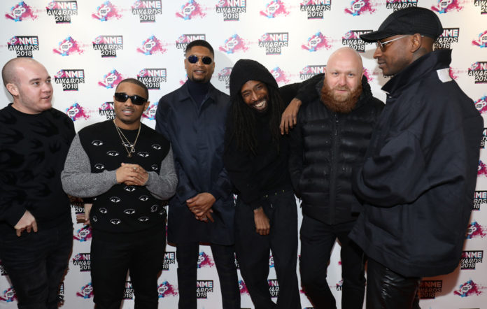 Boy Better Know, NME Awards 2018, Red Carpet