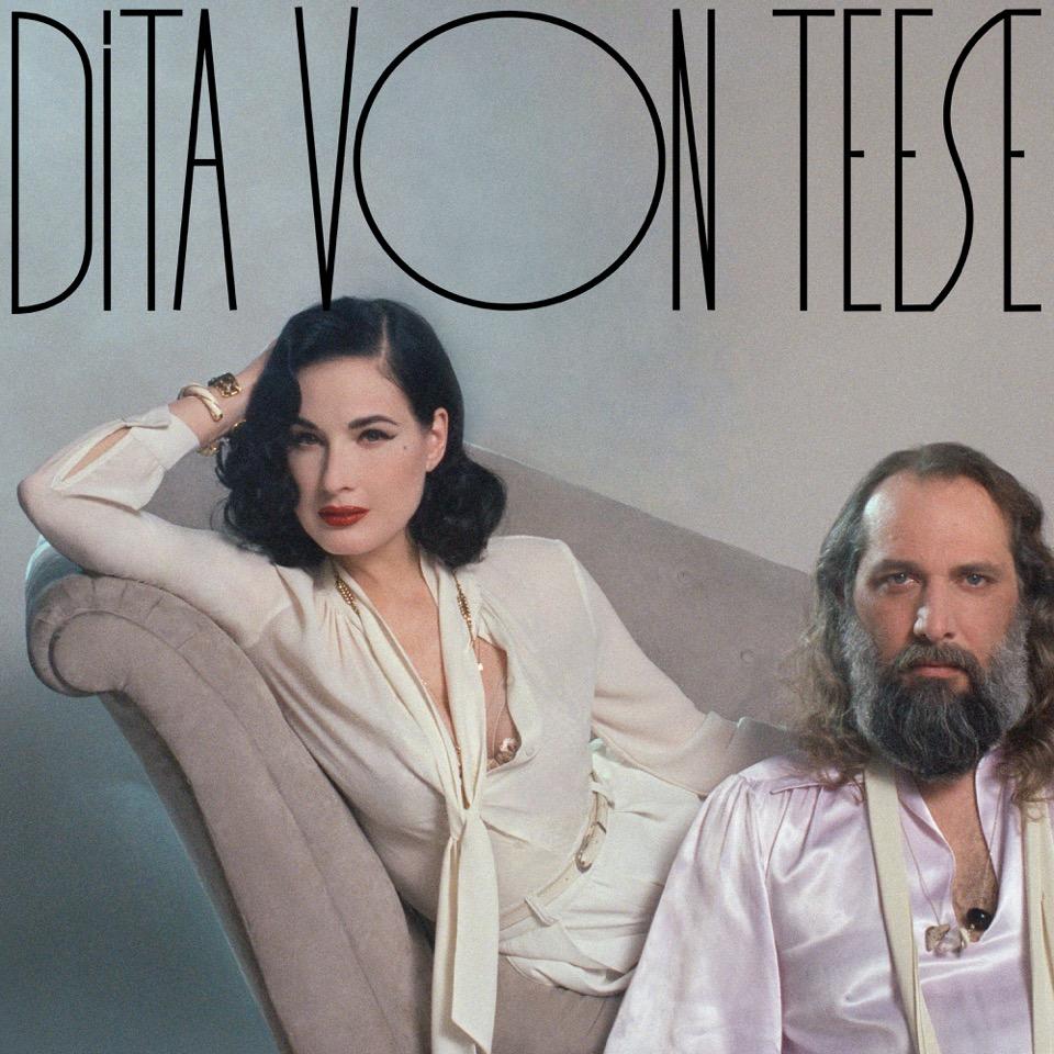 Dita Von Teese album artwork