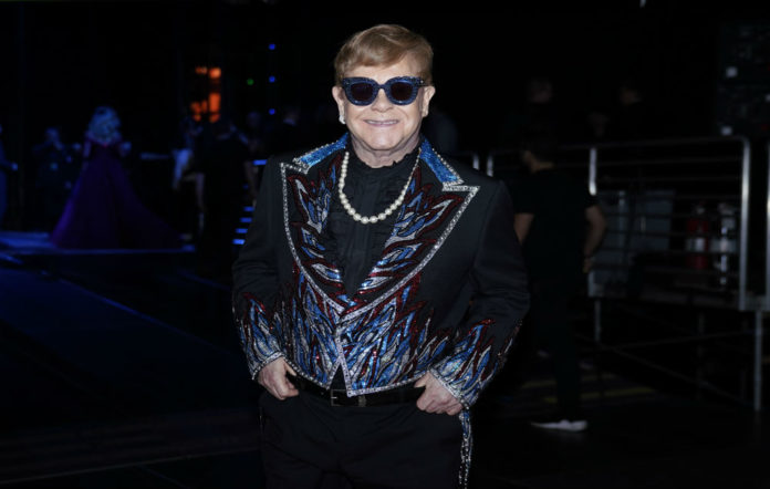 Sir Elton John confirms he is working on the sound track of The Lion King reboot