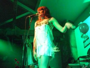 Florence and The Machine perform at Proud Camden