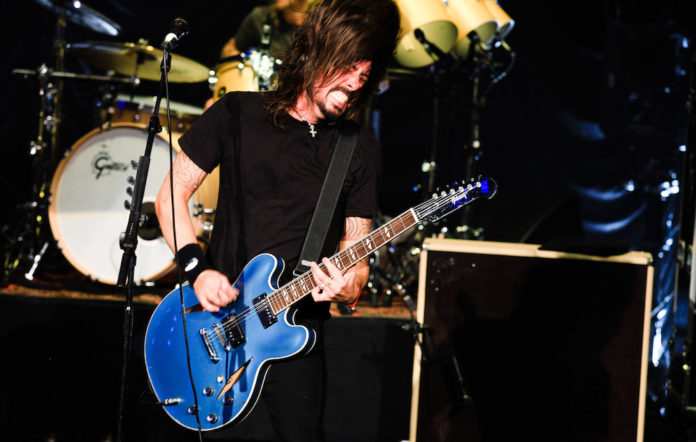 Foo Fighters NME Awards