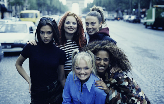 Spice Girls reunion talks