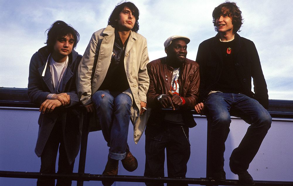 The Libertines back in the day