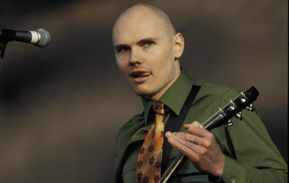 Smashing Pumpkins' Billy Corgan live
