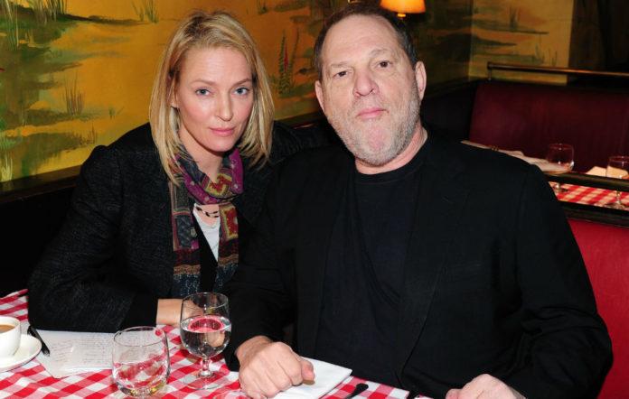 Uma Thurman / Harvey Weinstein