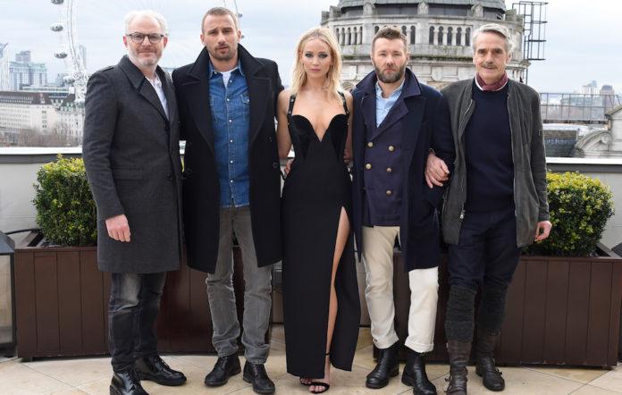 Jennifer Lawrence dress