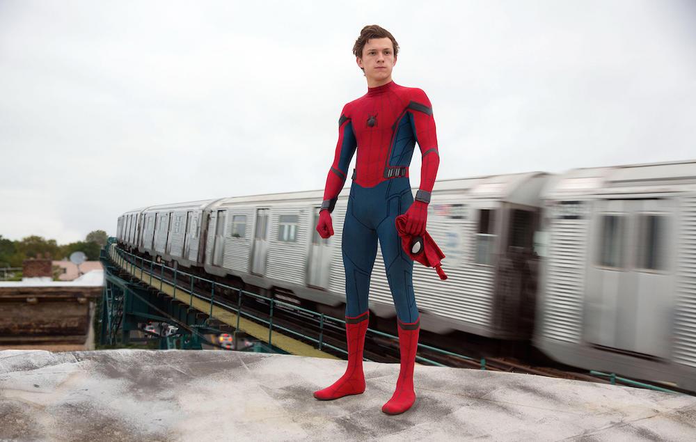 Spider Man Homecoming 2017