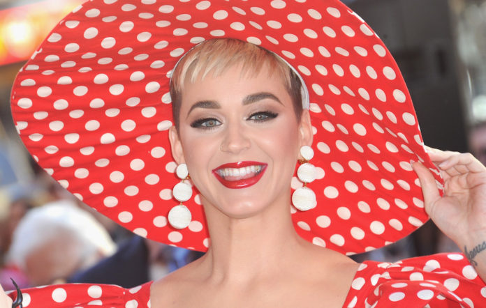 Katy Perry Admits I Kissed A Girl Lyrics Are Problematic Nme