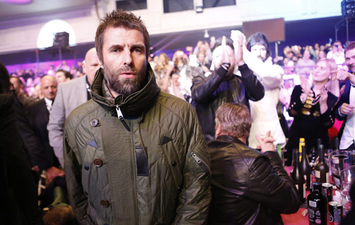 Liam Gallagher, NME Awards, Tables