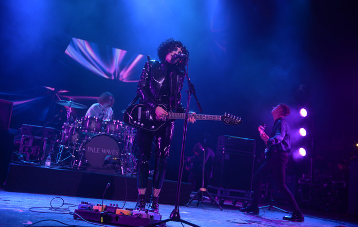 NME Awards 2018, Pale Waves, 2, PF