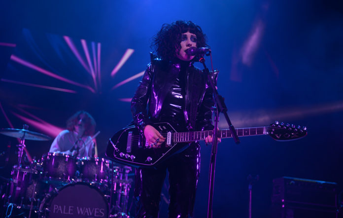 NME Awards 2018, Pale Waves, 5, PF
