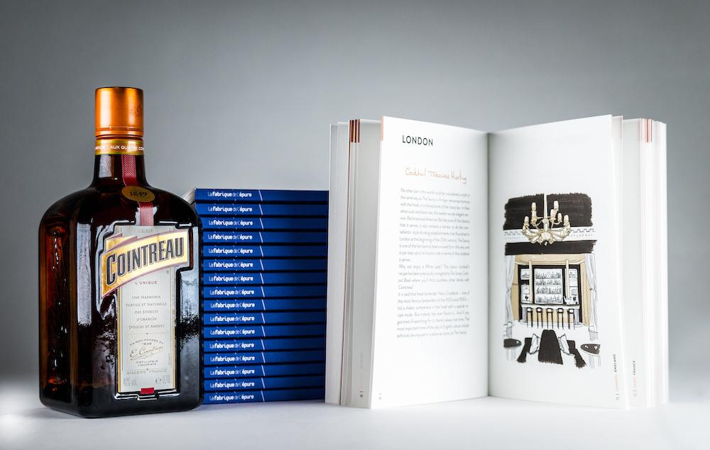 Night-Time Walks Cointreau book