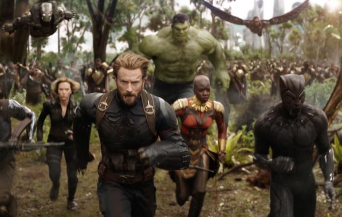 Avengers music video
