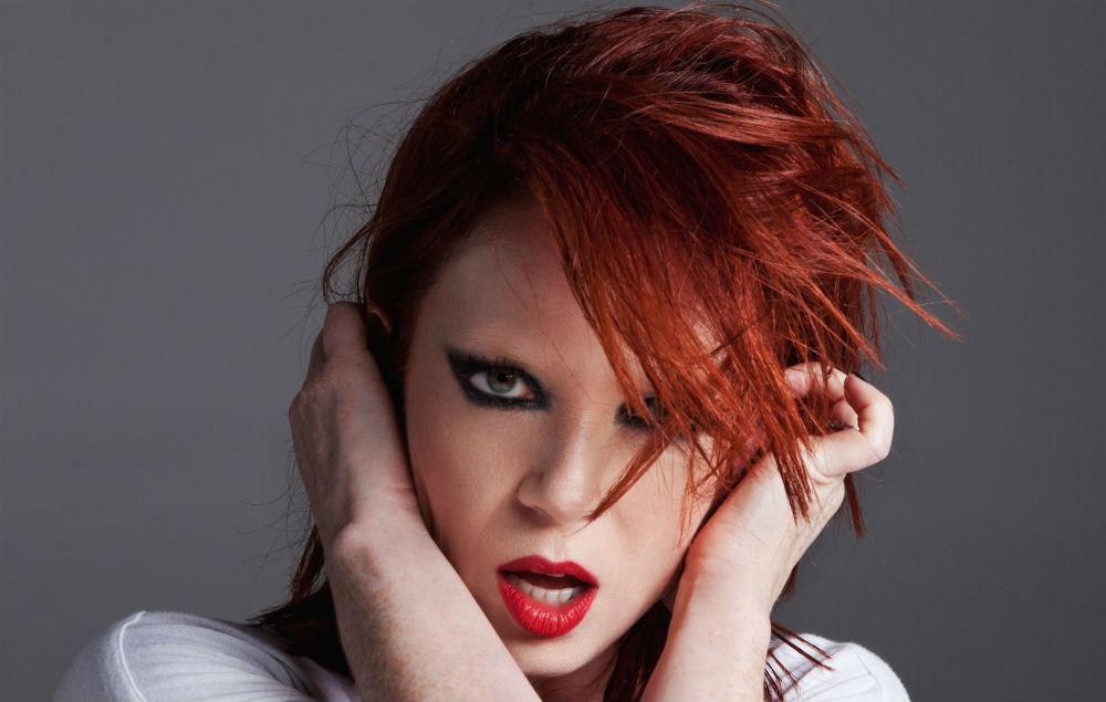 Garbage's Shirley Manson