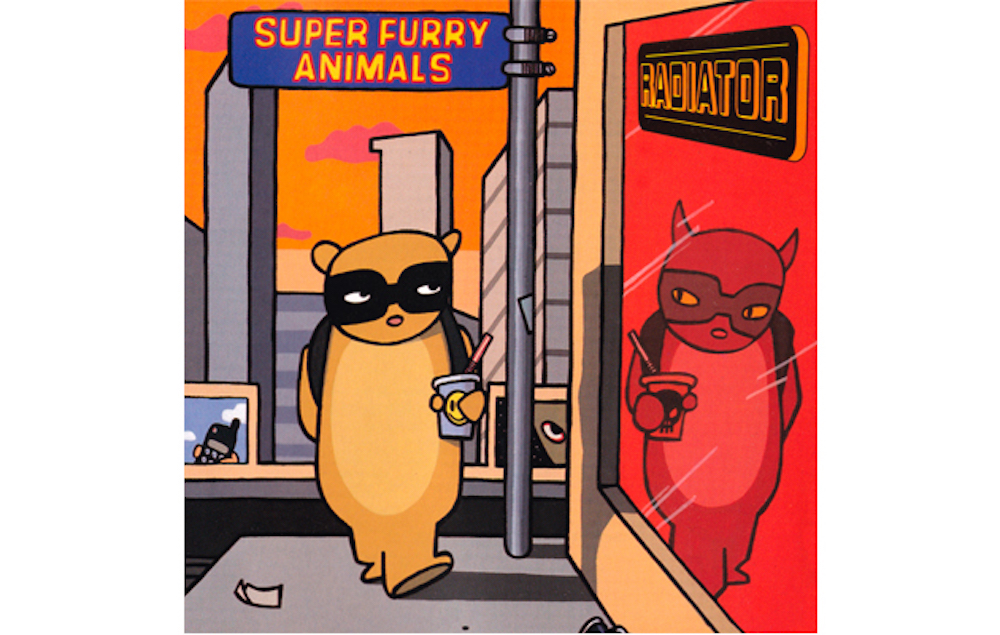 Super Furry Animals Radiator
