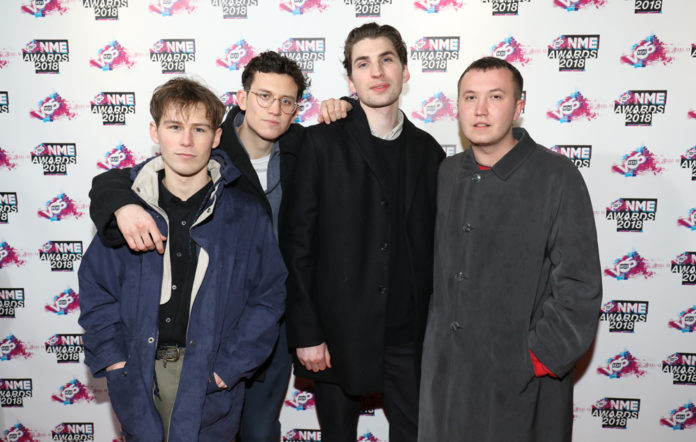 TheMagicGang NMEawards2018 TW