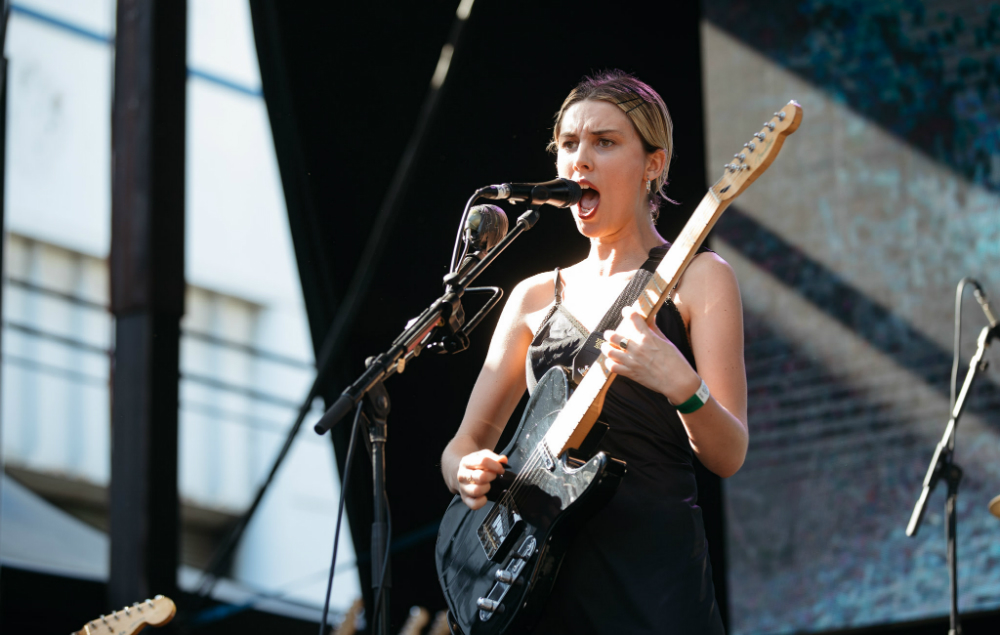 Wolf Alice - Laneway Festival Melbourne 2018