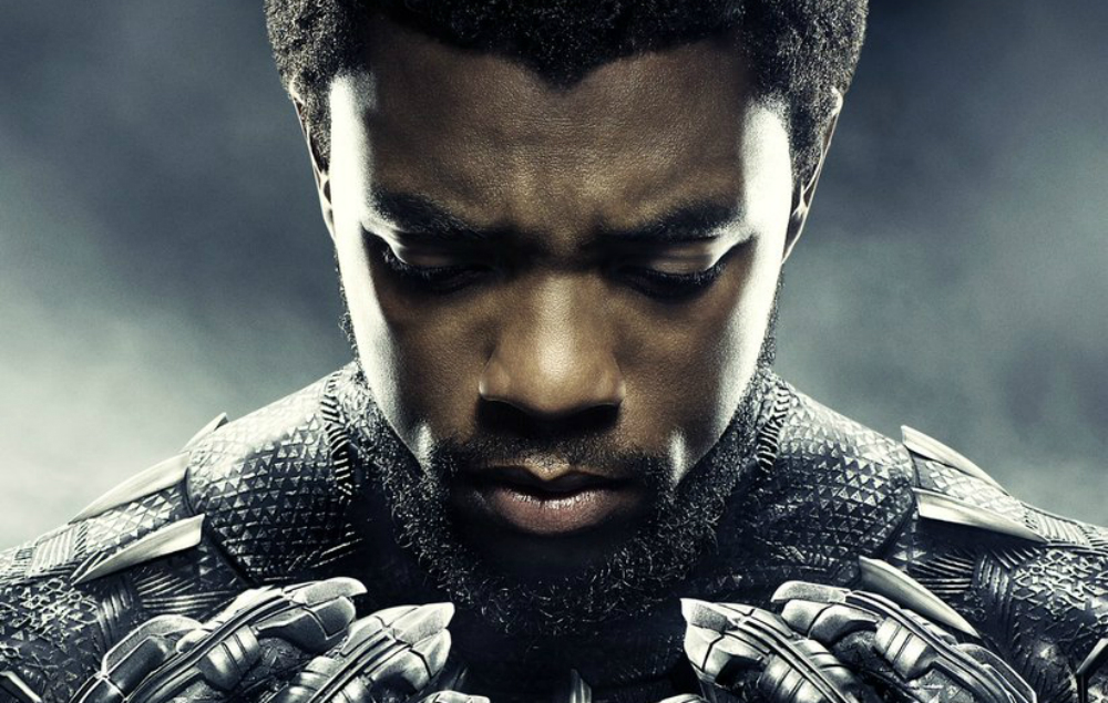 The poster for 'Black Panther'