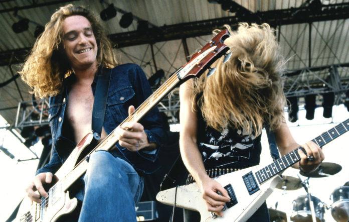 Cliff Burton, Metallica